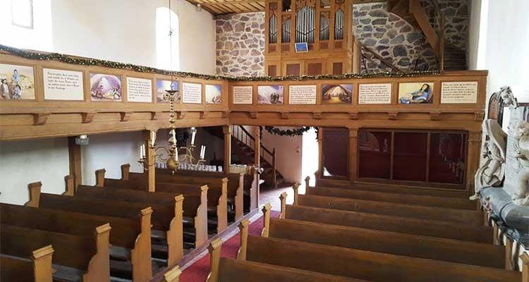 Entschlossene Kirchen