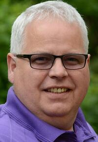 Alex Harttung, Gemeindesekretär der Christianskirken in Sonderburg