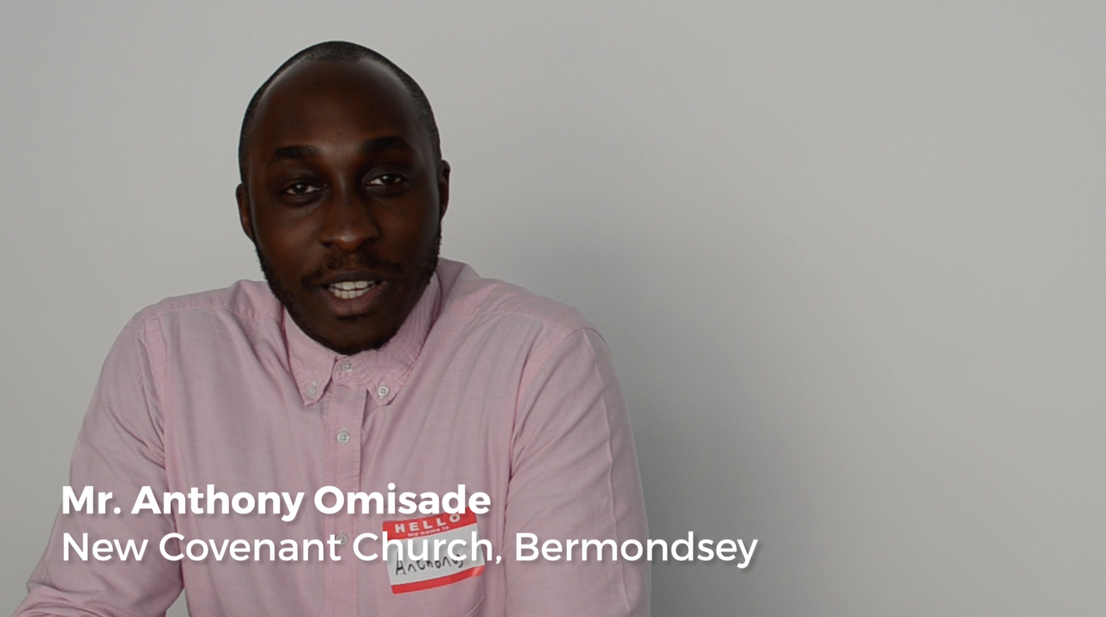 Anthony Omisade