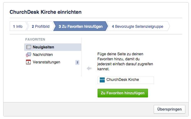 Churchdesk - Social