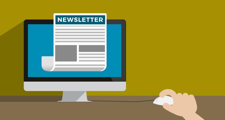 5 Punkte warum Newsletter ein wichtiges Instrument ihrer Gemeindearbeit sein können