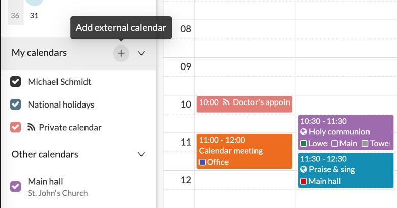 Calendar-GB-feed