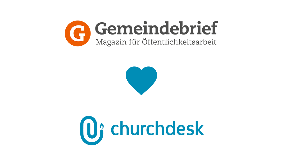 ChurchDesk and Gemeindebrief