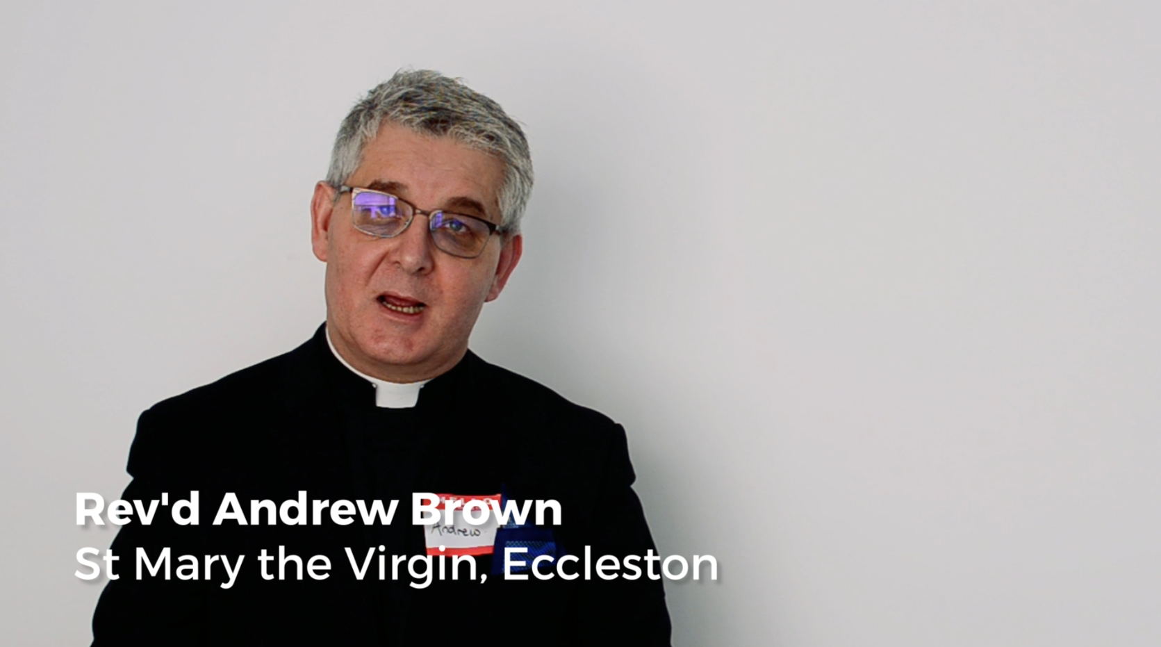 Father Andrew Brown