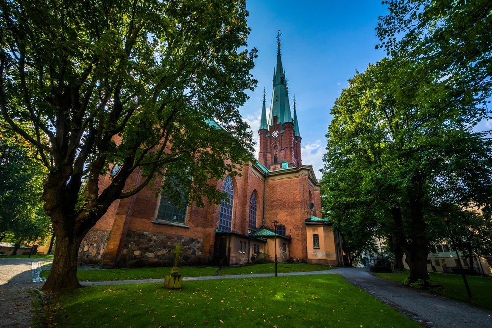 The Church of Saint Clare (Klara Kyrka) in Norrmalm, Stockholm, Sweden.-1.jpeg