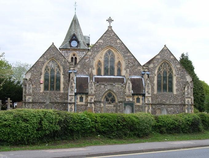 ChurchDesk - Holy Trinity Northwood