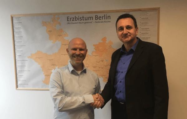 Stephan Nußbaum and Markus Kappes