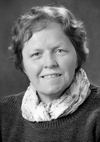 Sognepræst Kirsten Johansen