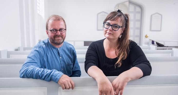 Leif Hygild Andersen og Naja Månsson