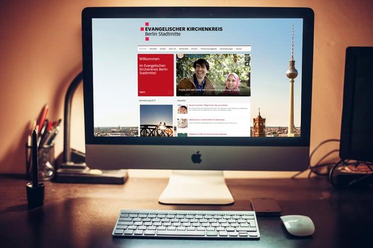 ChurchDesk - Der erste Eindruck zählt - auch der Ihrer Webseite