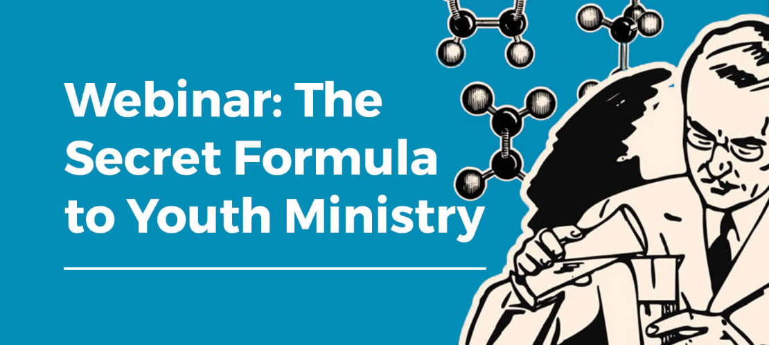 A ChurchDesk Guide: The Secret Formula to Youth Ministry