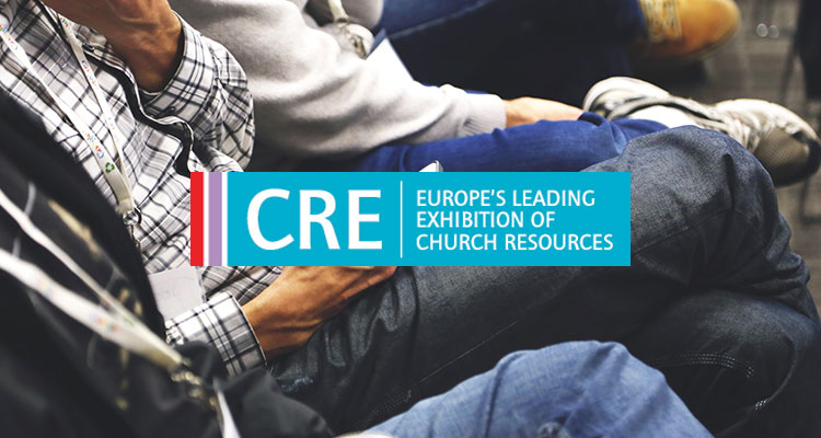 ChurchDesk and technology at the CRE