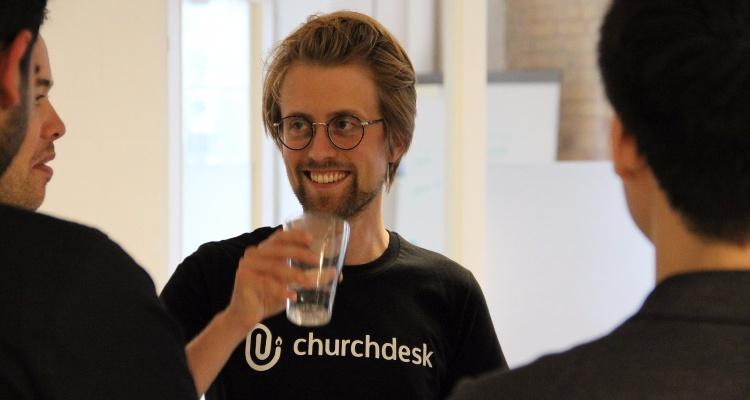 Firmenupdate:ChurchDesk früher, heute und in der Zukunft
