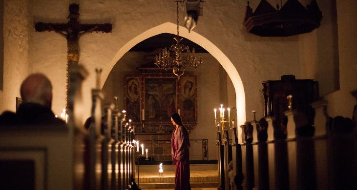 Om allehelgen: Sådan deler du historier og viden fra kirken med menigheden