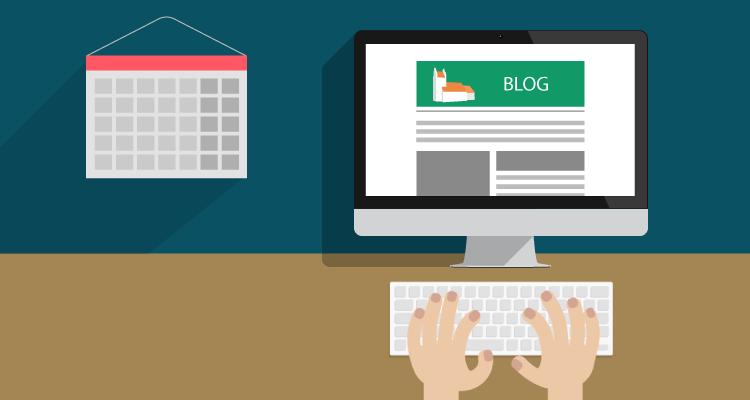 Hvordan skriver man gode blogindlæg fra kirken?